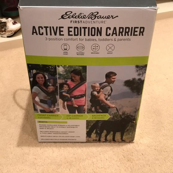 bcec63b756e NWT Eddie Bauer Baby Carrier